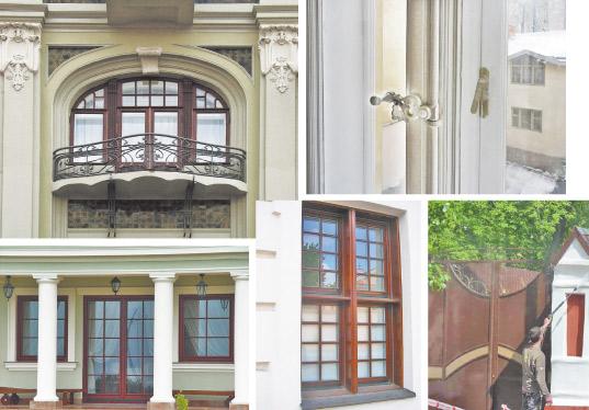 Капитальный ремонт старинных зданий