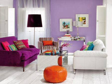 оранжевый и фиолетовый 09