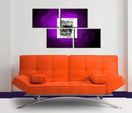 оранжевый и фиолетовый 16