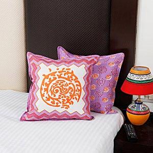 оранжевый и фиолетовый 24