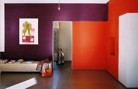 оранжевый и фиолетовый 36