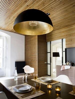 деревянный потолок 05