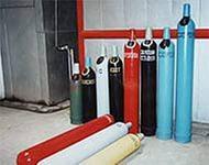 Маркировка и цвет газовых баллонов в зависимости от хранимого газа