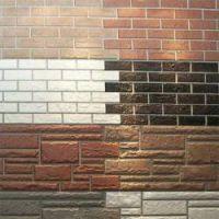 Отделка фасадов керамогранитом