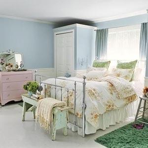романтическая спальня для девушки 41