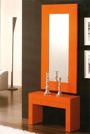шоколадный и оранжевый 03
