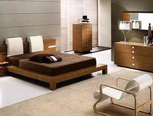 спальня для девушки стиль дзен 16