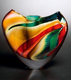 цветное стекло 19