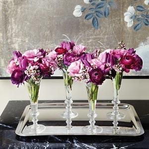 цветы в ванной комнате 13