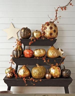 украшение дома к хэллоуину 11
