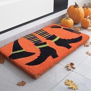 украшение дома к хэллоуину 9