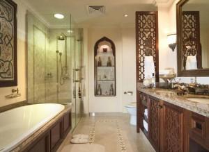 ванная комната в марокканском стиле 11