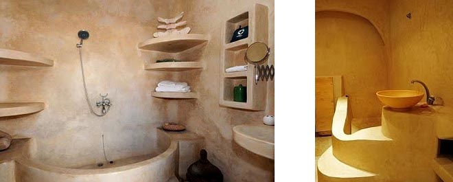 ванная комната в марокканском стиле 16