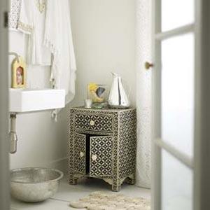 ванная комната в марокканском стиле 17