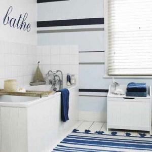ванная комната в морском стиле 3