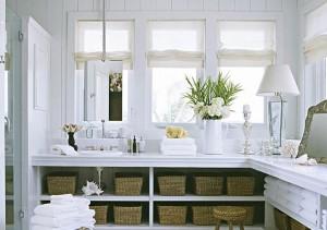 ванная комната в стиле прованс 12