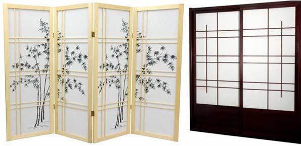 японский стиль в интерьере фото 27