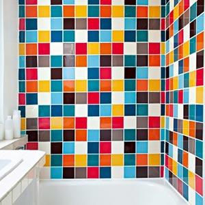 яркая ванная комната 11