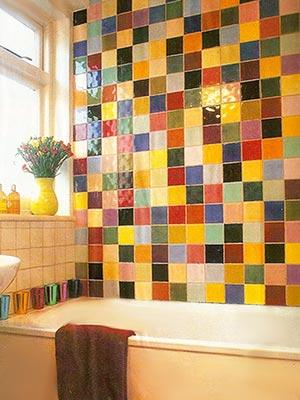 яркая ванная комната 31