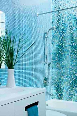 яркая ванная комната 361