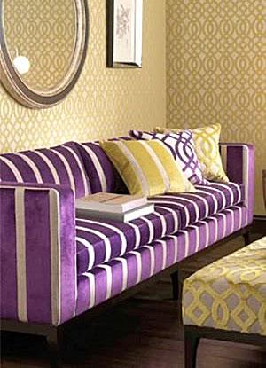 желтый и фиолетовый 11