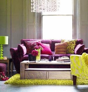 желтый и фиолетовый 16