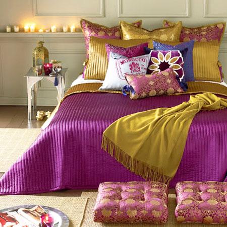 желтый и фиолетовый 17