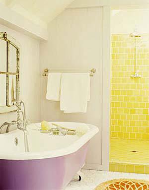 желтый и фиолетовый 20