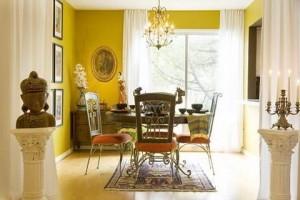 желтый цвет сочетание 9