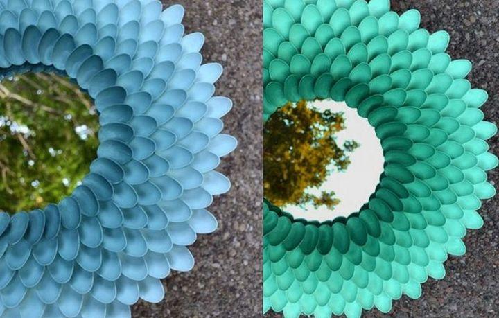 Цветовое оформление хризантемы