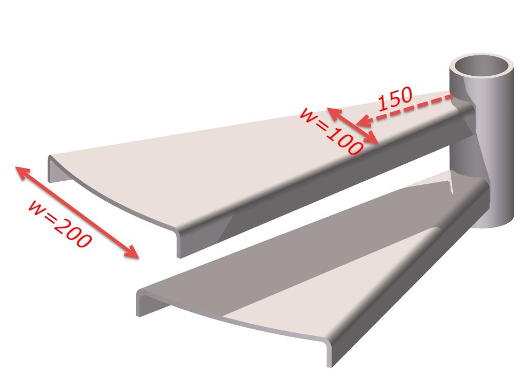 Оптимальные размеры ступеней