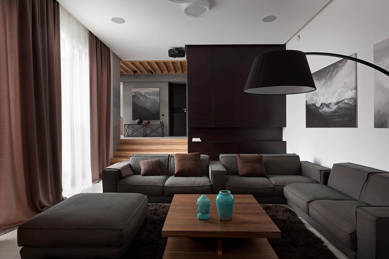 Небольшой летний коттедж превращается в просторный современный дом