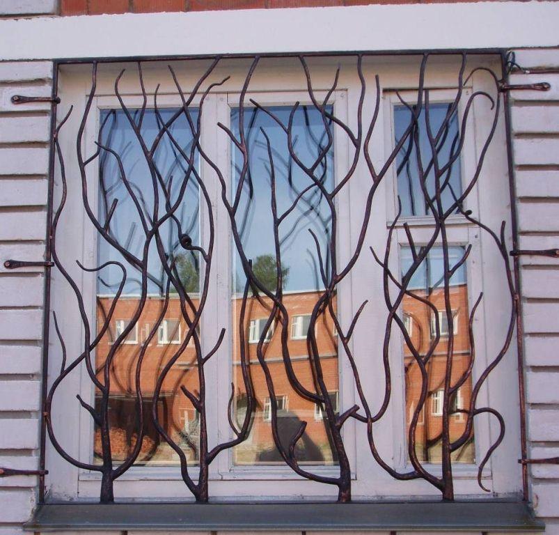 Нужны ли решетки на окна