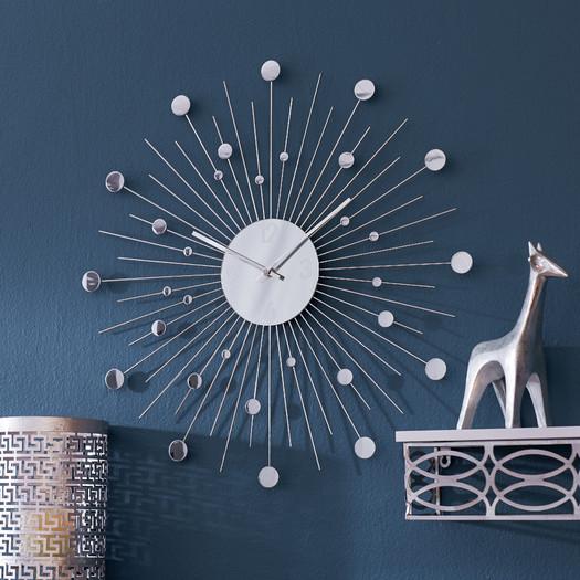 Лучшие настенные часы в стиле модерн по версии Freshome