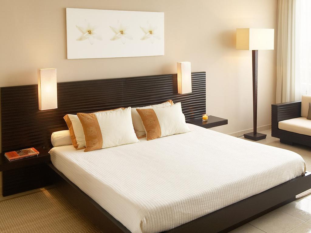 Дизайн спальни пример