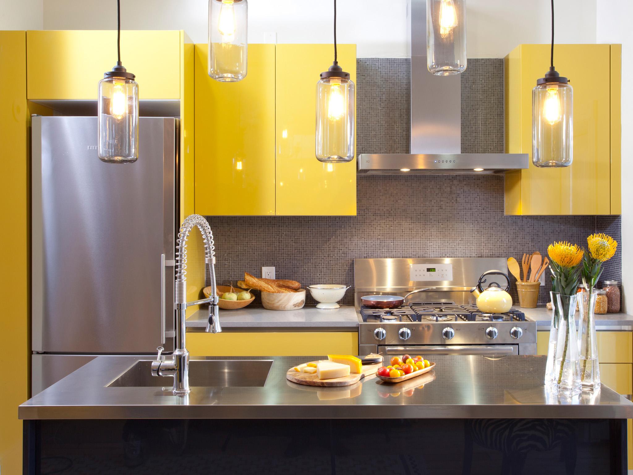 Ламинированный фасад для кухни