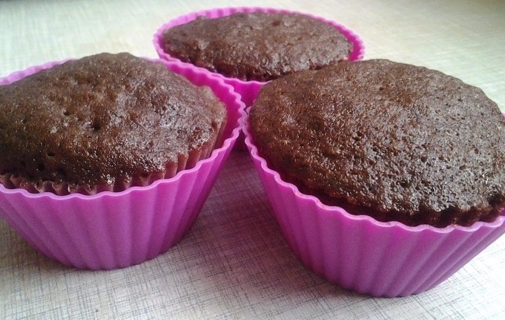 Кексы в силиконовых формочках рецепт с пошагово в микроволновке