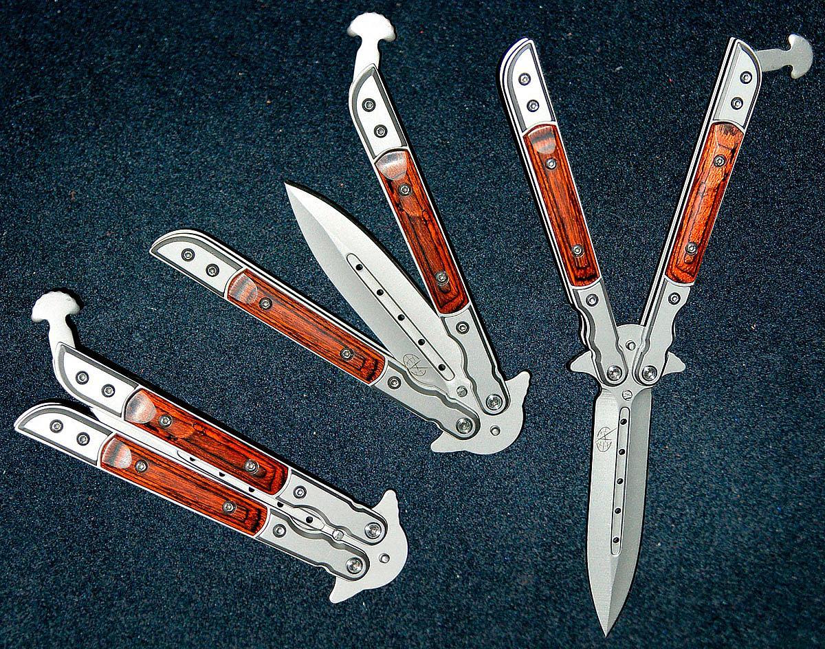Стильный нож