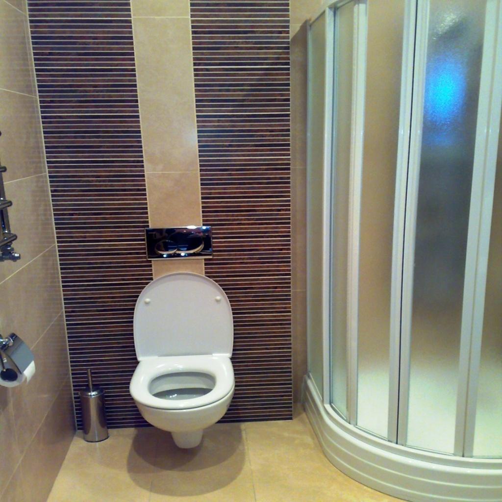 Дизайн подвесных туалетов