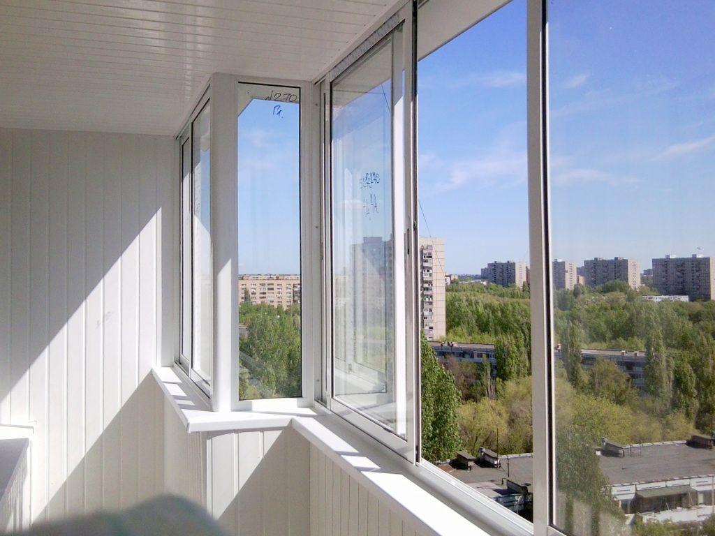 Как сделать холодное остекление балконов и лоджийlux-dekor.r.