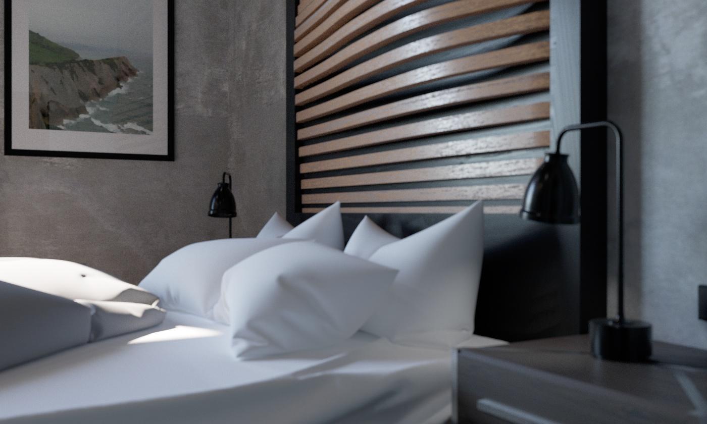 6 роскошных спален30