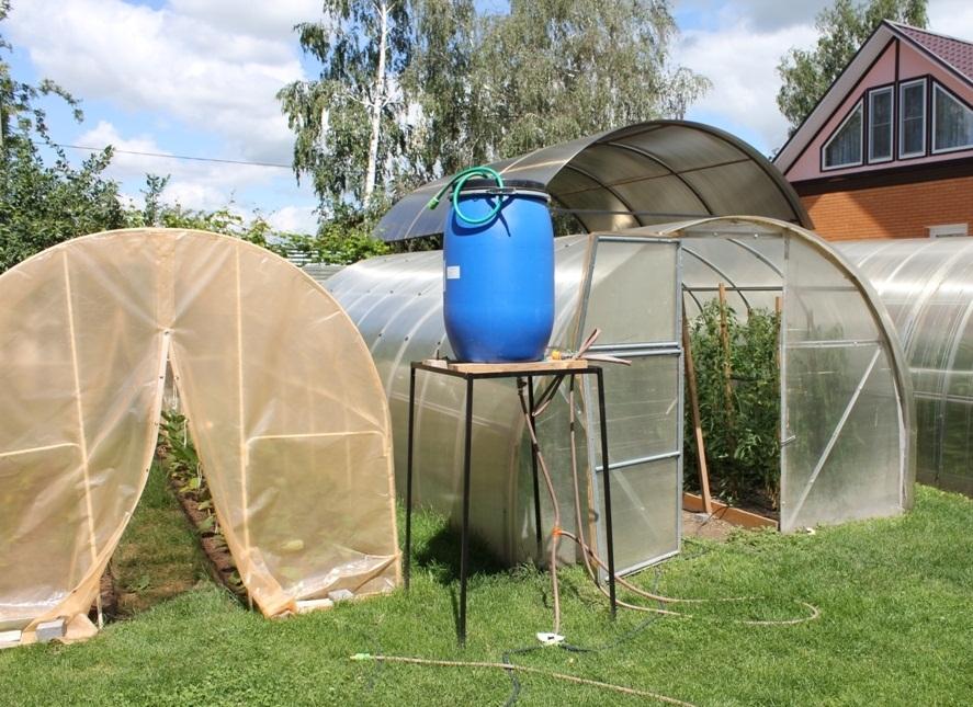 Система полива Аквадуся