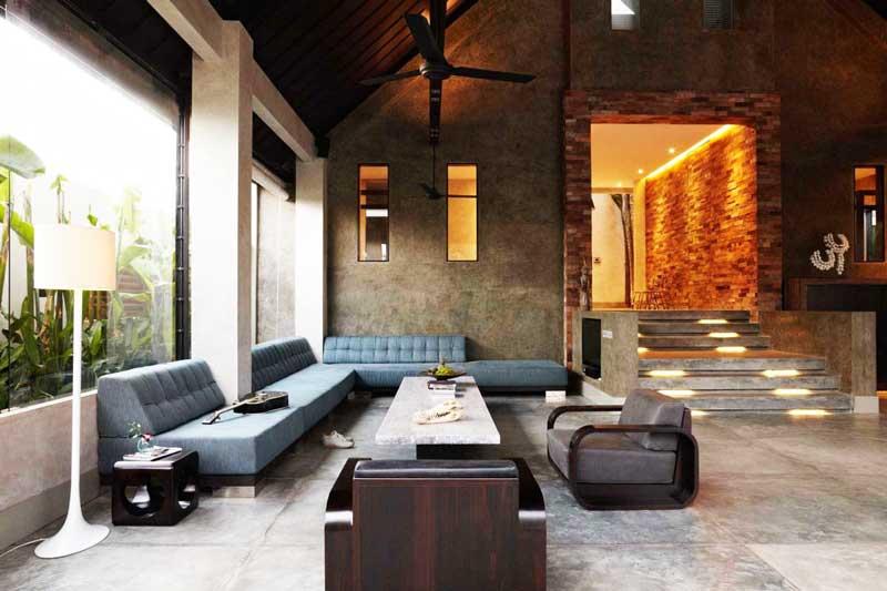 Дизайнерский-интерьер-частного-дома