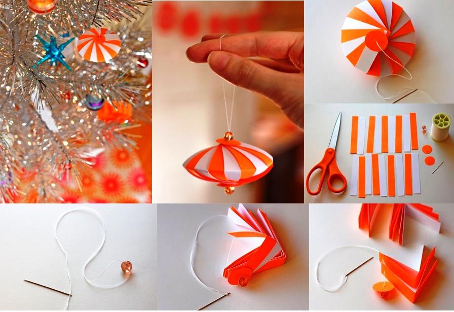 Как сделать своими руками игрушки на новый год