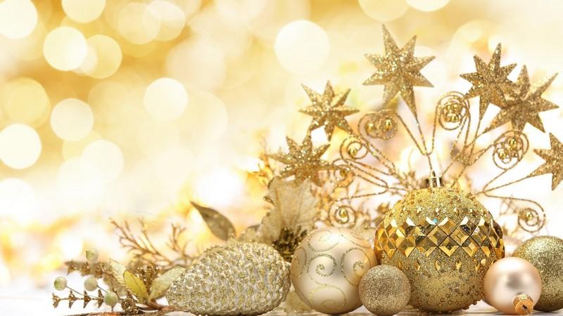 украшения к новому году