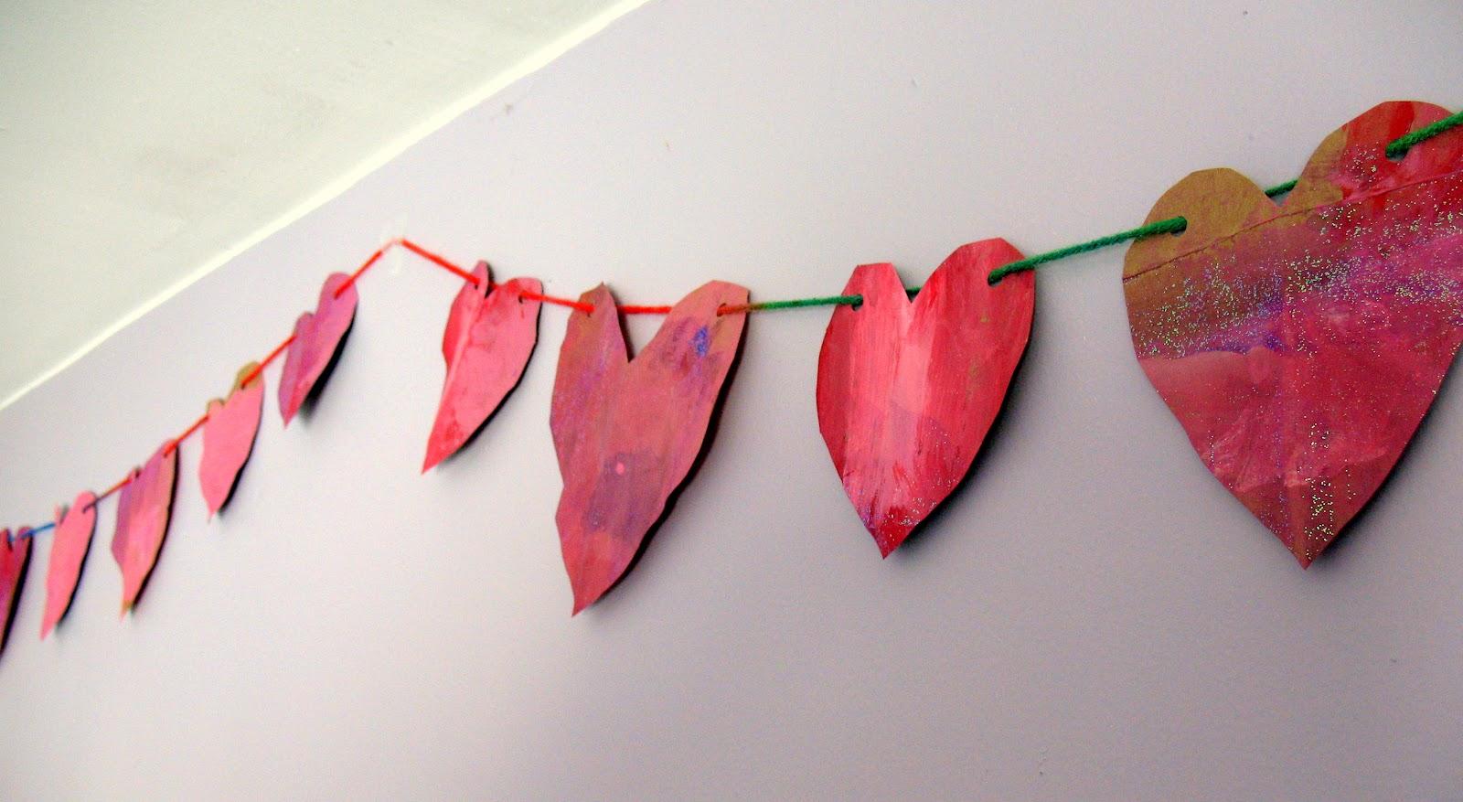 того, различные гірлянда гирлянда из сердечек бумажних как сделать самому книги