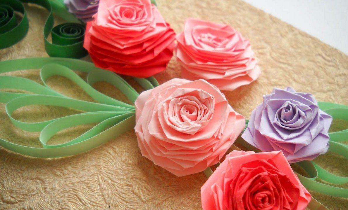 Цветы из фетра своими руками - пошаговые мастер-классы 71