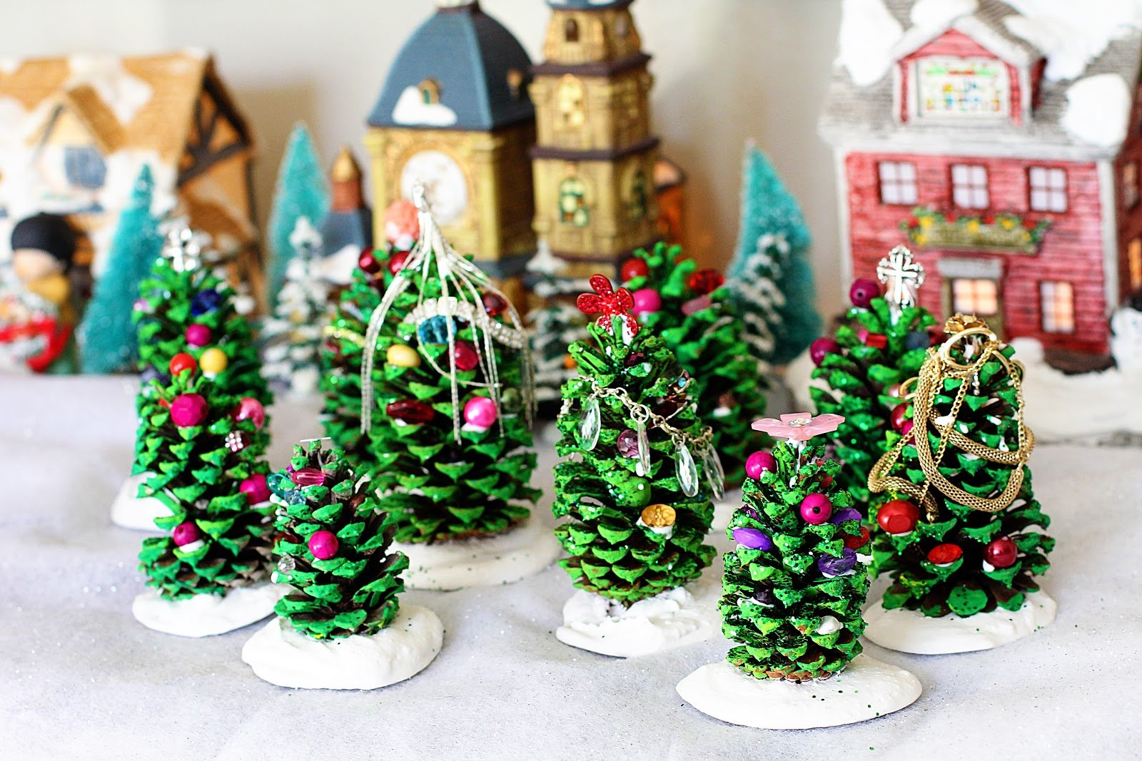 Поделки на Рождество 2017 своими руками