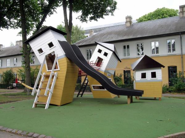 10вдохновляющих детских площадок10
