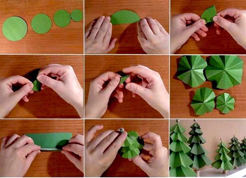 поделки из бумаги своими руками снежинки с инструкция